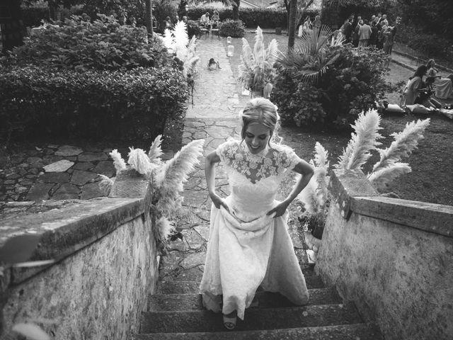 Il matrimonio di Gianmarco e Silvia a Filattiera, Massa Carrara 65