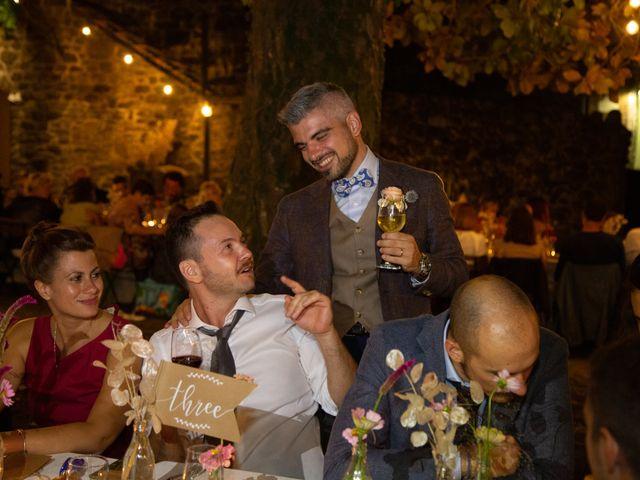 Il matrimonio di Gianmarco e Silvia a Filattiera, Massa Carrara 67