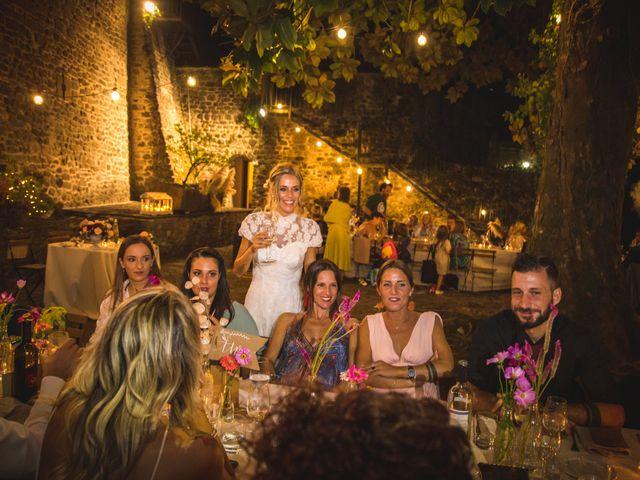 Il matrimonio di Gianmarco e Silvia a Filattiera, Massa Carrara 68