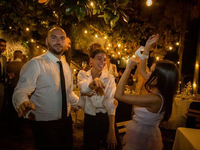 Il matrimonio di Gianmarco e Silvia a Filattiera, Massa Carrara 70