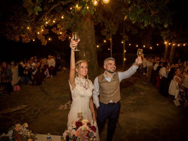 Il matrimonio di Gianmarco e Silvia a Filattiera, Massa Carrara 73