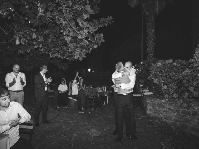 Il matrimonio di Gianmarco e Silvia a Filattiera, Massa Carrara 74