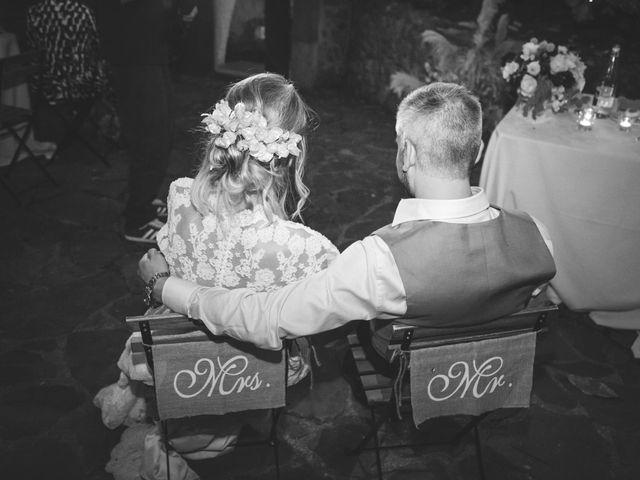 Il matrimonio di Gianmarco e Silvia a Filattiera, Massa Carrara 84