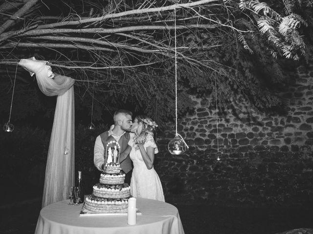 Il matrimonio di Gianmarco e Silvia a Filattiera, Massa Carrara 86