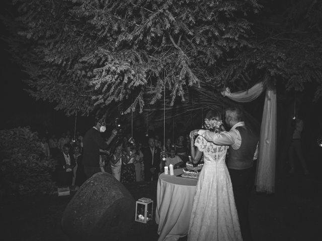 Il matrimonio di Gianmarco e Silvia a Filattiera, Massa Carrara 87