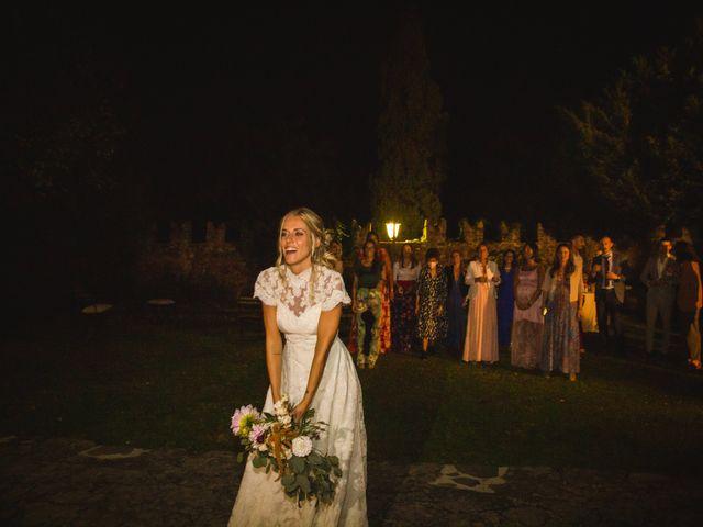 Il matrimonio di Gianmarco e Silvia a Filattiera, Massa Carrara 89
