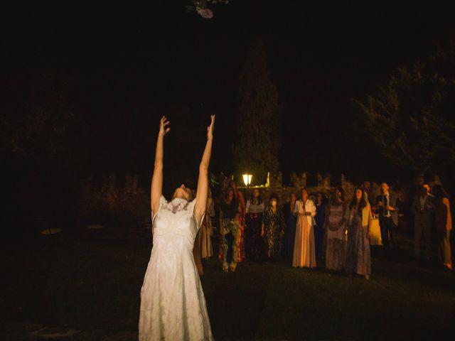 Il matrimonio di Gianmarco e Silvia a Filattiera, Massa Carrara 90