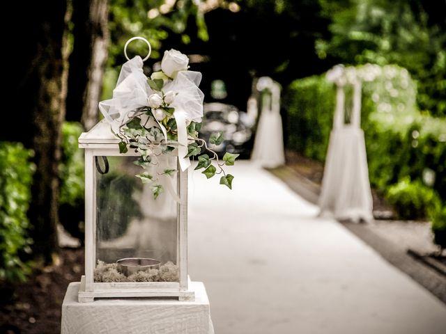 Il matrimonio di Marco e Alice a San Giorgio in Bosco, Padova 16