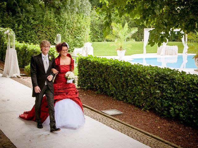Il matrimonio di Marco e Alice a San Giorgio in Bosco, Padova 17