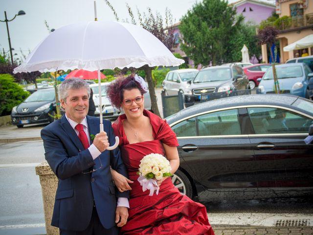 Il matrimonio di Marco e Alice a San Giorgio in Bosco, Padova 6