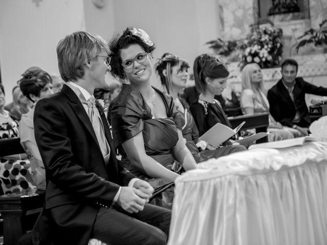 Il matrimonio di Marco e Alice a San Giorgio in Bosco, Padova 7