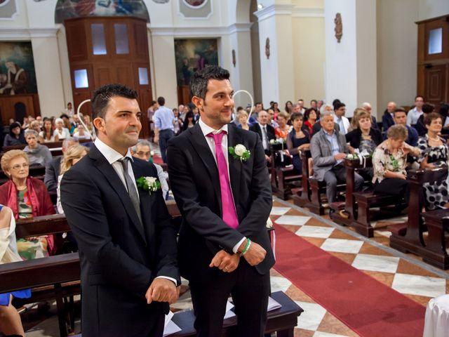 Il matrimonio di Marco e Alice a San Giorgio in Bosco, Padova 8