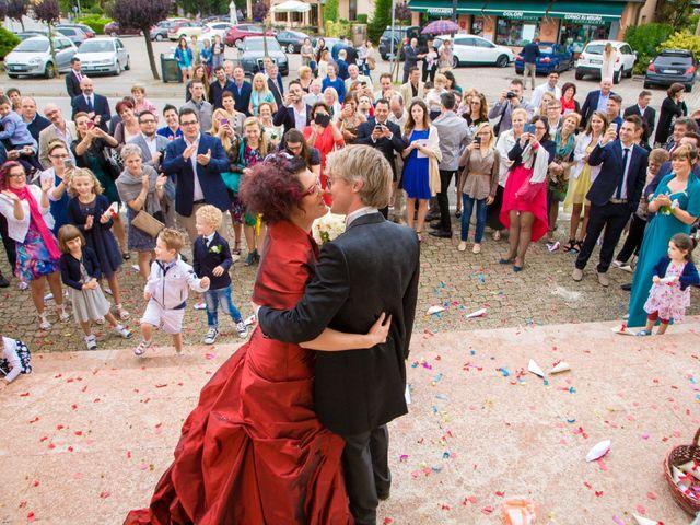 Il matrimonio di Marco e Alice a San Giorgio in Bosco, Padova 10