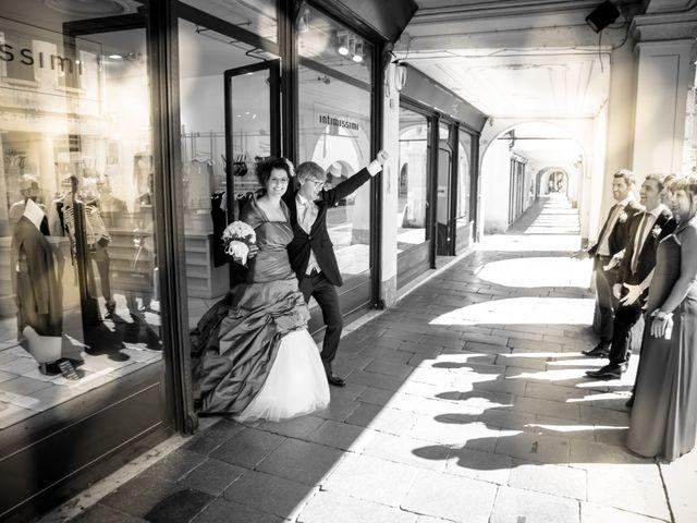 Il matrimonio di Marco e Alice a San Giorgio in Bosco, Padova 14