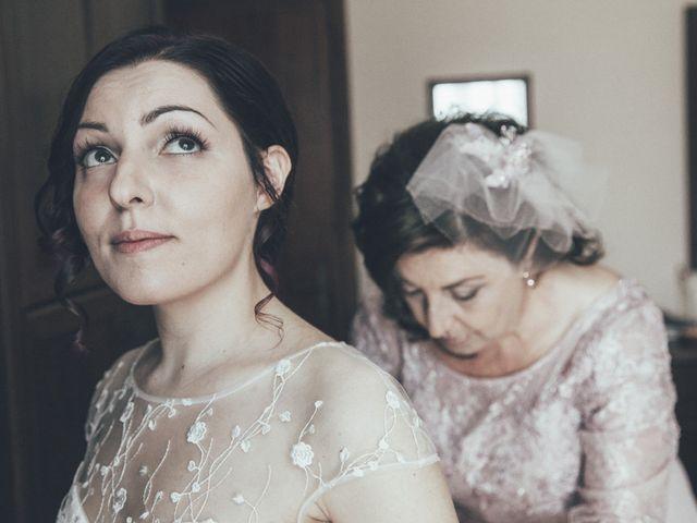 Il matrimonio di Alessandro e Veronica a Alvito, Frosinone 5