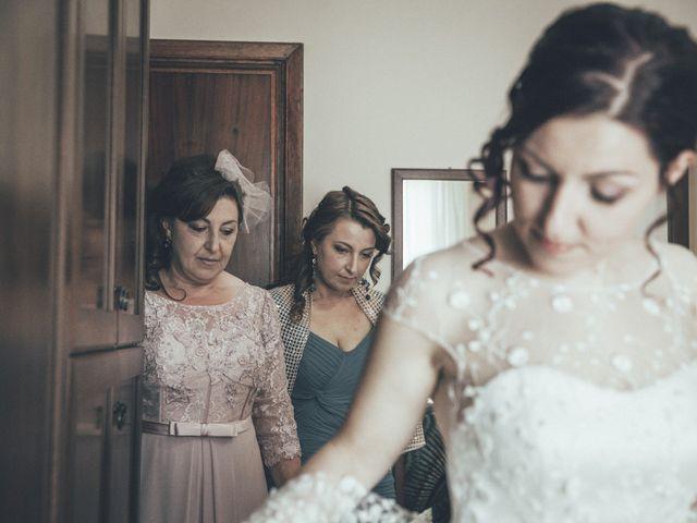 Il matrimonio di Alessandro e Veronica a Alvito, Frosinone 8