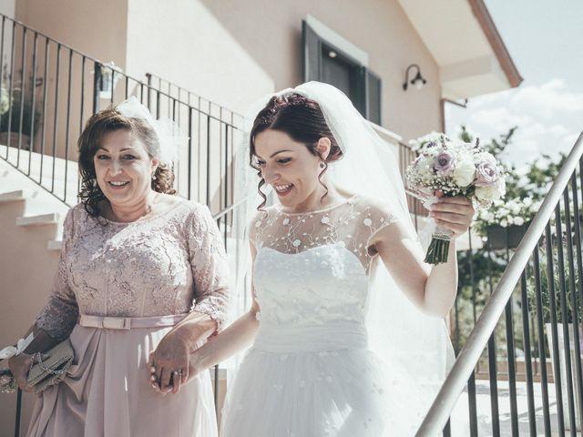 Il matrimonio di Alessandro e Veronica a Alvito, Frosinone 16