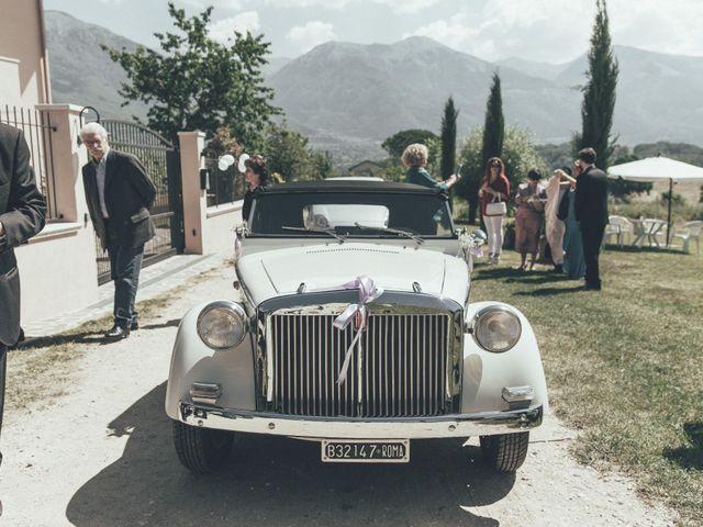 Il matrimonio di Alessandro e Veronica a Alvito, Frosinone 17