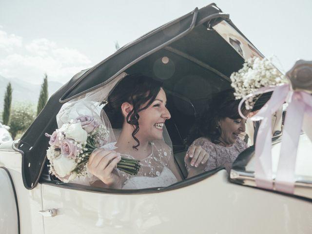 Il matrimonio di Alessandro e Veronica a Alvito, Frosinone 18