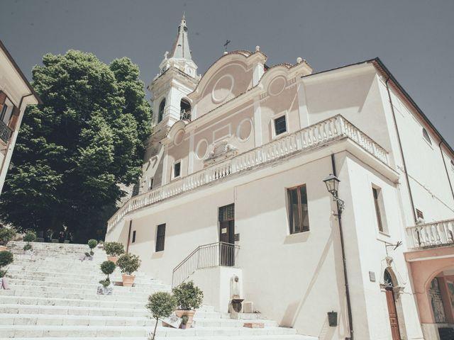 Il matrimonio di Alessandro e Veronica a Alvito, Frosinone 22