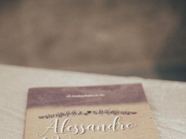 Il matrimonio di Alessandro e Veronica a Alvito, Frosinone 24