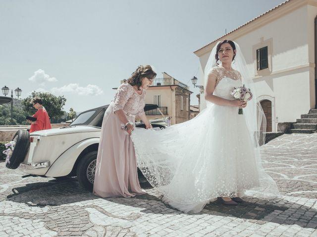 Il matrimonio di Alessandro e Veronica a Alvito, Frosinone 27