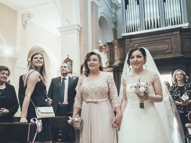 Il matrimonio di Alessandro e Veronica a Alvito, Frosinone 30