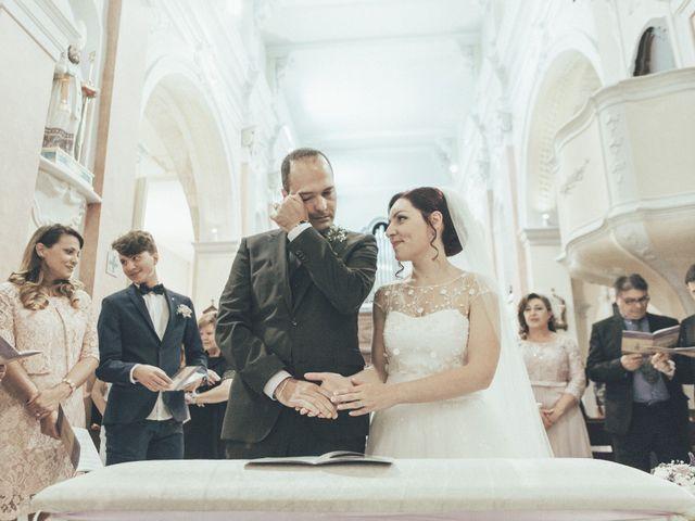 Il matrimonio di Alessandro e Veronica a Alvito, Frosinone 35