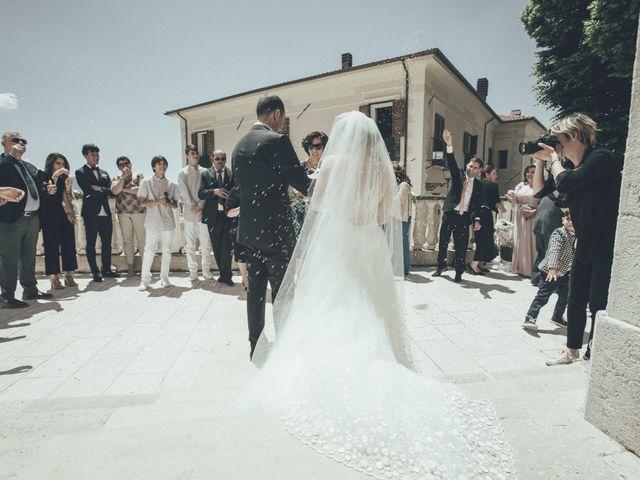 Il matrimonio di Alessandro e Veronica a Alvito, Frosinone 37