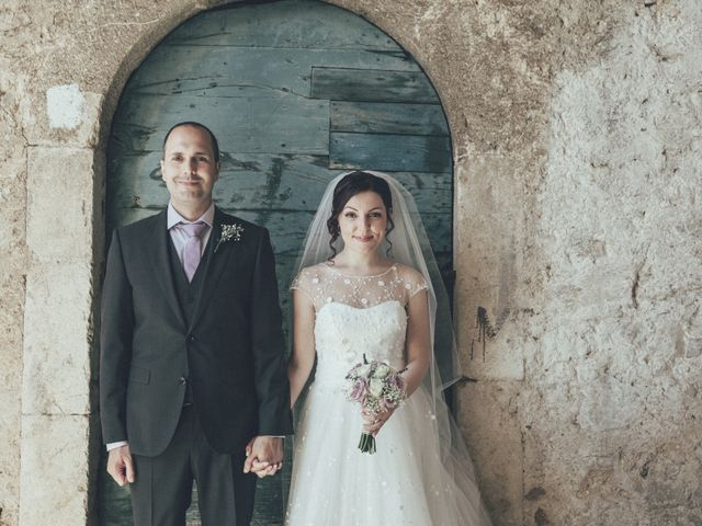 Il matrimonio di Alessandro e Veronica a Alvito, Frosinone 41
