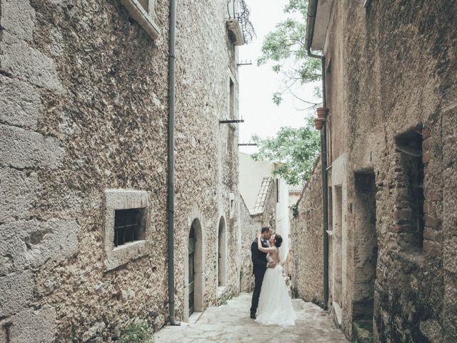 Il matrimonio di Alessandro e Veronica a Alvito, Frosinone 44