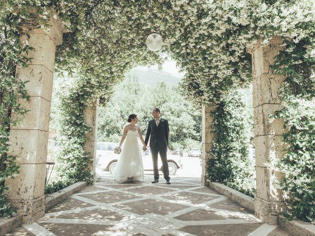 Il matrimonio di Alessandro e Veronica a Alvito, Frosinone 47