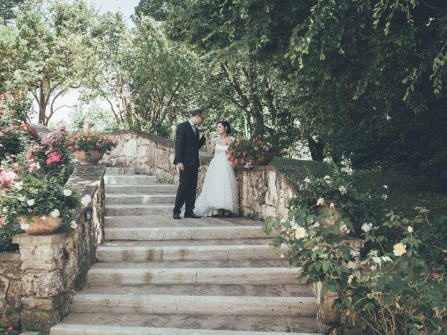 Il matrimonio di Alessandro e Veronica a Alvito, Frosinone 53