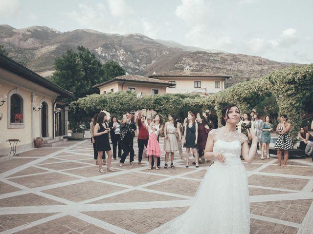 Il matrimonio di Alessandro e Veronica a Alvito, Frosinone 68