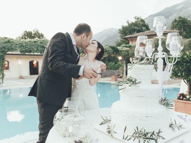Il matrimonio di Alessandro e Veronica a Alvito, Frosinone 70