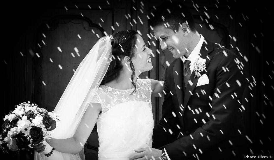 Il matrimonio di Matteo e Chiara a Arona, Novara