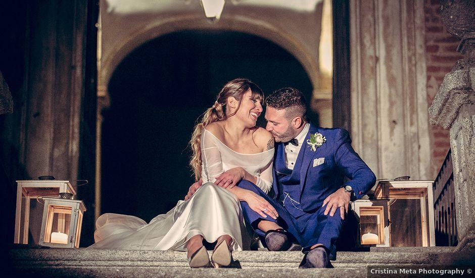 Il matrimonio di Roberto e Elisabetta a Chignolo Po, Pavia