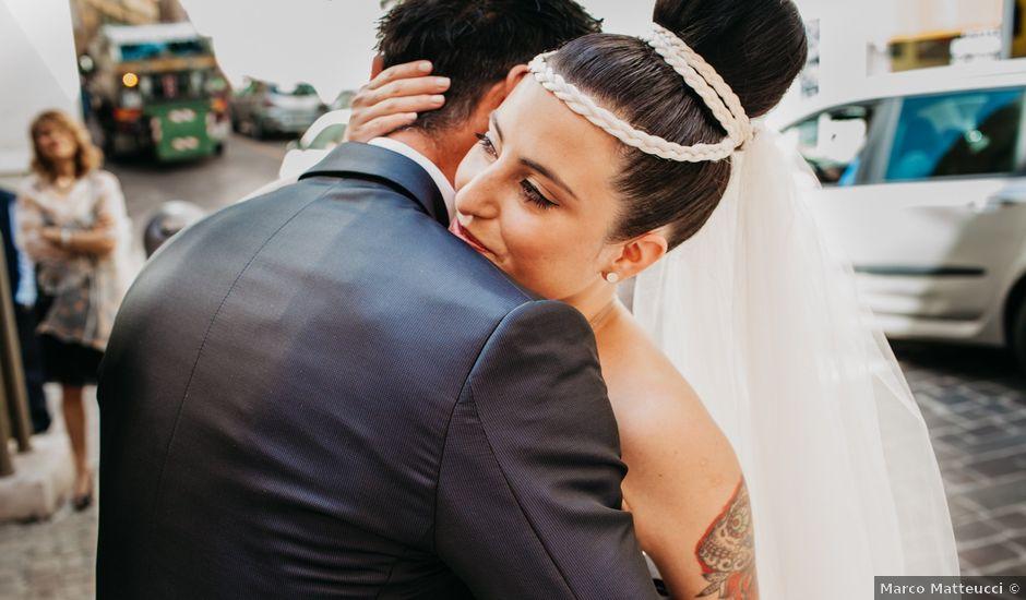 Il matrimonio di Pietro e Brenda a Macerata, Macerata