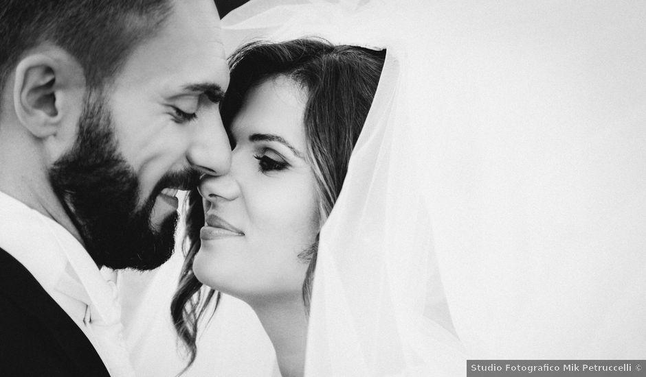 Il matrimonio di Gianluca e Maria a San Severo, Foggia