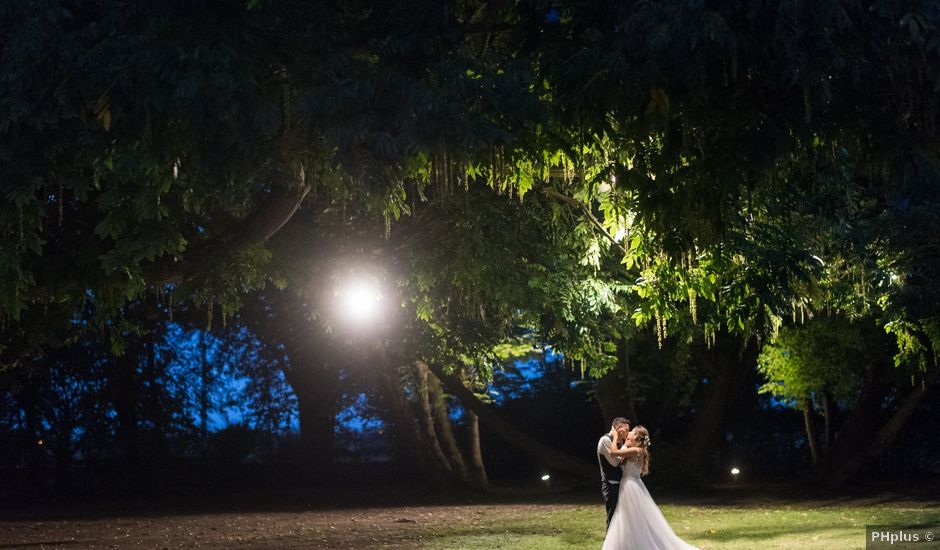 Il matrimonio di Gianluca e Giada a Cerea, Verona