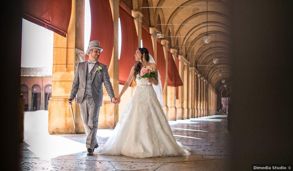 Il matrimonio di Enrico e Laura a Dozza, Bologna