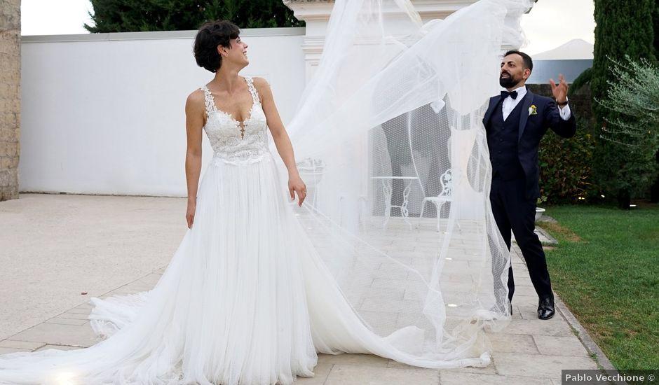 Il matrimonio di Angelo e Veria a Nola, Napoli