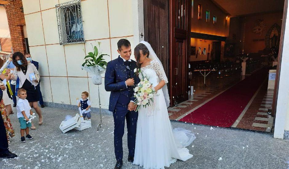 Il matrimonio di Andrea  e Francesca  a Bareggio, Milano