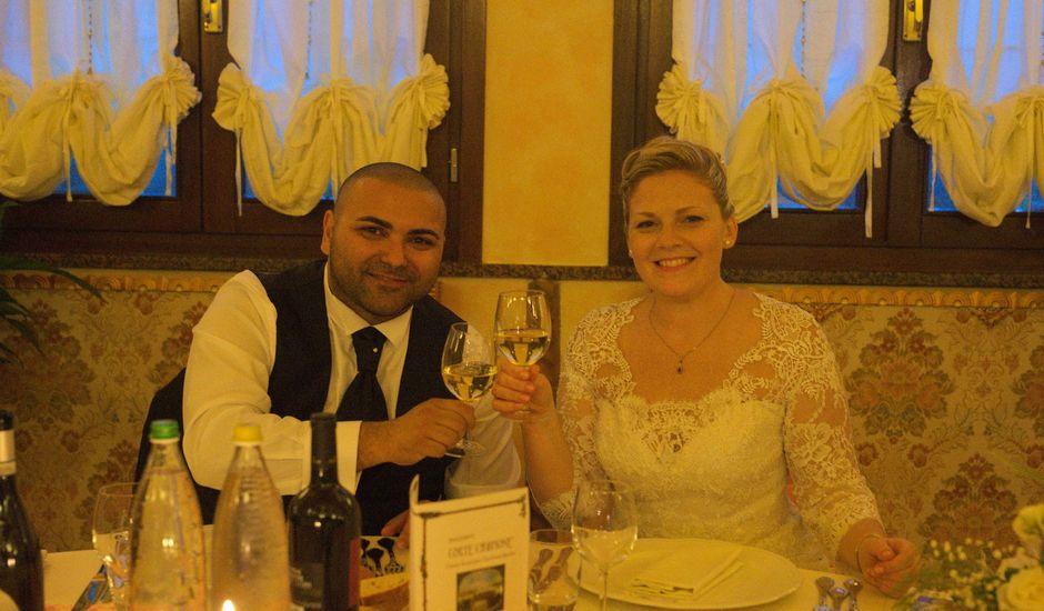 Il matrimonio di Davide e Elisabetta a Sustinente, Mantova