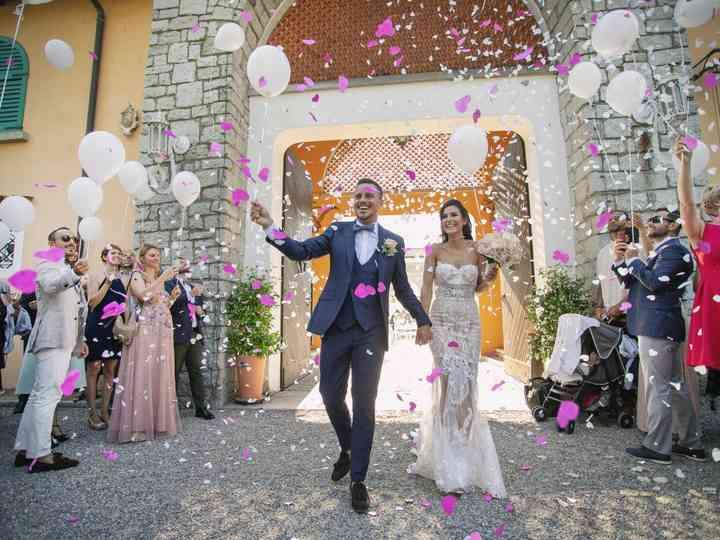 Le nozze di Yonca e Fabio