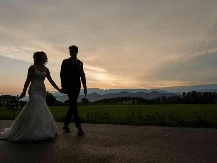Le nozze di Tania e Gianluca