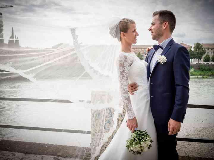 le nozze di Maria Giulia e Mattia