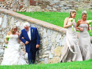 Le nozze di Jenny e Tim 2