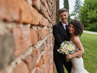 Le nozze di Tania e Gianluca 1
