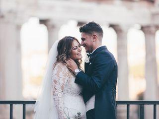Le nozze di Francesca e Alessio 1